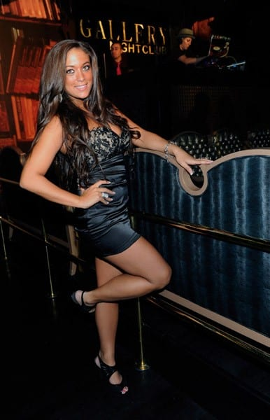 Television personality Sammi 'Sweetheart' Giancola attends the Gallery Nightclub at the Planet Hollywood Resort & Casino on September 2, 2011 in Las Vegas, Nevada.