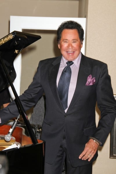 Wayne Newton Honored at Opportunity Village for 30 Years of Support and Service in Las Vegas, Nevada on October 6, 2011