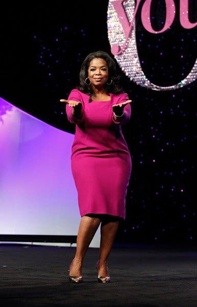 Oprah Winfrey attends the 'O', The Oprah Magazine's Fifth Annual O YOU!, at the Georgia World Congress Center on October 15, 2011 in Atlanta, Georgia.
