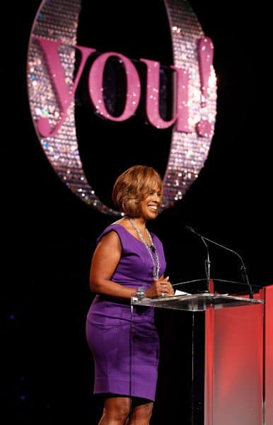 Gayle King, Oprah Winfrey attends the 'O', The Oprah Magazine's Fifth Annual O YOU!, at the Georgia World Congress Center on October 15, 2011 in Atlanta, Georgia.