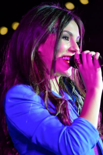 Citadel Outlets 10th Annual Tree Lighting Starring Victoria Justice on November 19, 2011 in Los Angeles, California.