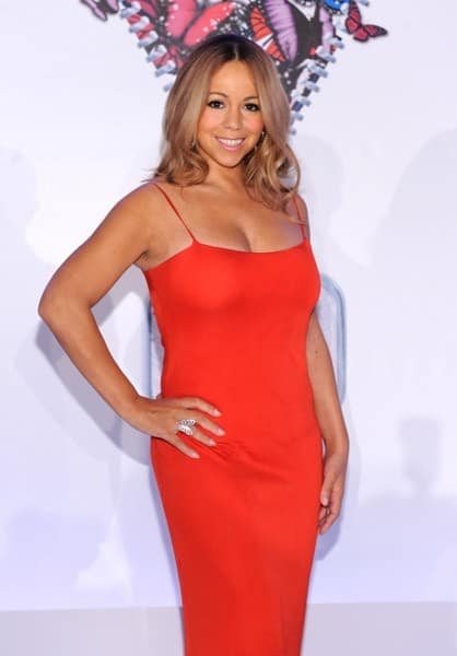 Photo ofMariah Carey