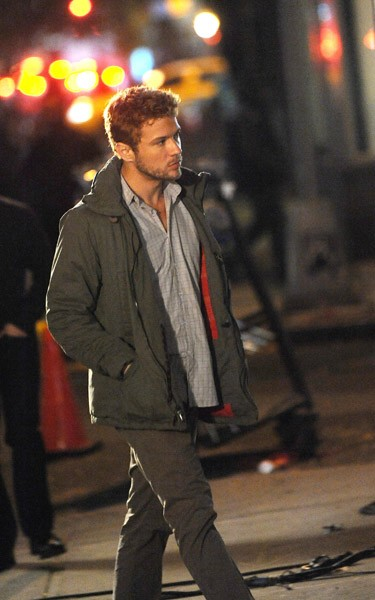 Ryan Phillippe Films Damages