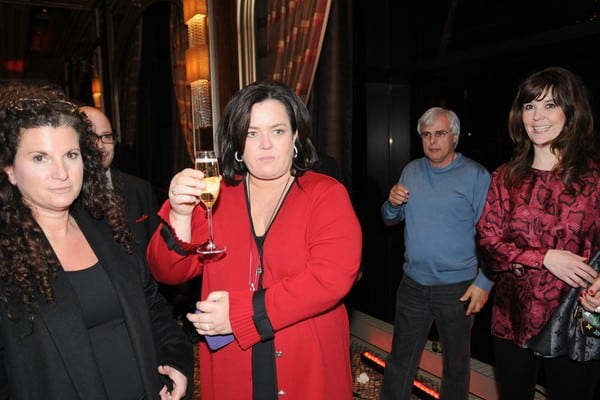 Rosie O'Donnell Hosts a Private Party for Michigan Avenue Magazine at the Horseshoe Casino in Hammond, Indiana on December 8, 2011