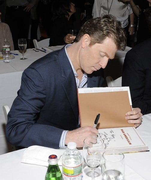 Bobby Flay attends the Aetna Healthy Food Fight regional semi-final cook-off at ABC Studios on December 2, 2011 in New York City.