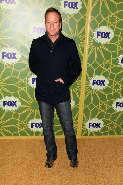 Kiefer Sutherland, Matthew Morrison, Christian Slater Attends The FOX 2012 Winter TCA Press Tour All-Star Party in Pasadena, California on January 8, 2012