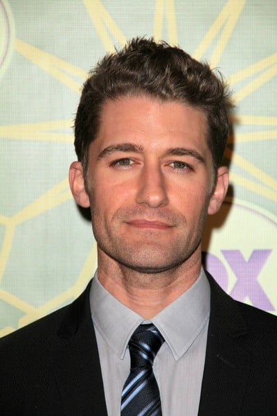 Matthew Morrison, Christian Slater Attends The FOX 2012 Winter TCA Press Tour All-Star Party in Pasadena, California on January 8, 2012