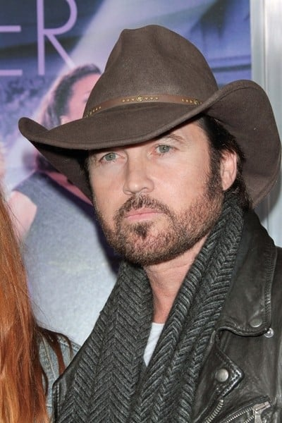 Billy Ray Cyrus, Dolly Parton, Queen Latifah Attends the 'Joyful Noise' Premiere in Los Angeles, California on January 9, 2012