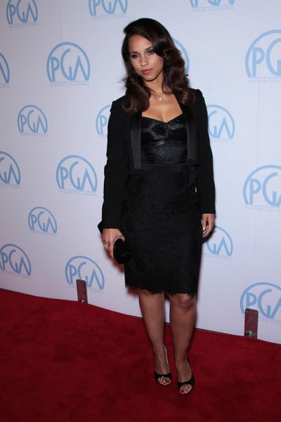 Celebrities Attend Producers Guild Awards