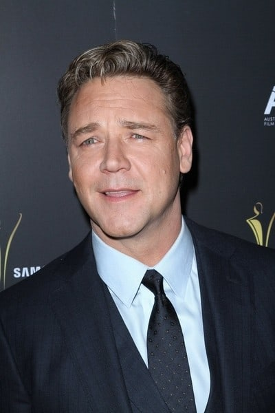 Russell Crowe Attends the 2012 Australian Academy of Cinema and Television Arts Awards at Soho House in West Hollywood, California on January 27, 2012