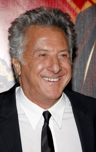 Dustin Hoffman Attends HBO's 'Luck' Premiere in Los Angeles, California on January 25, 2012