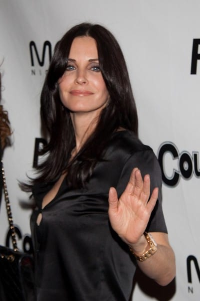 Cast of Cougar Town Hosts Viewing Party