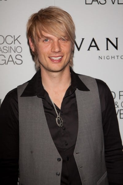 Nick Carter Celebrates Birthday In Vegas