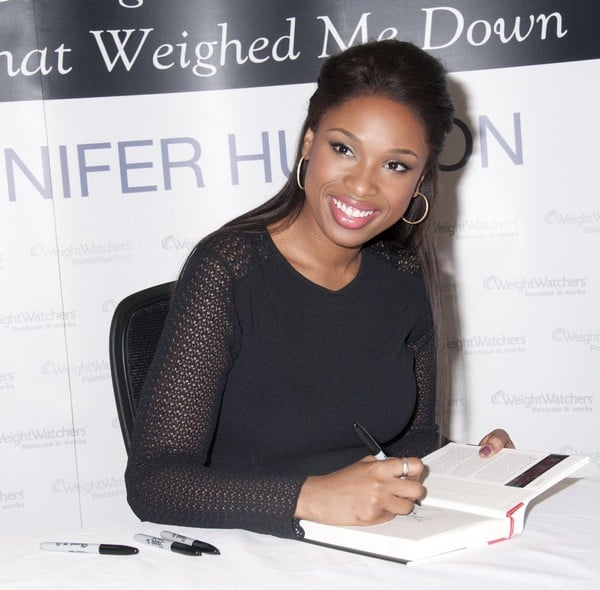 Jennifer Hudson 'I Got This: How I Changed My Ways and Lost What Weighed Me Down' Book Signing at Weight Watchers Center in New York City on January 11, 2012