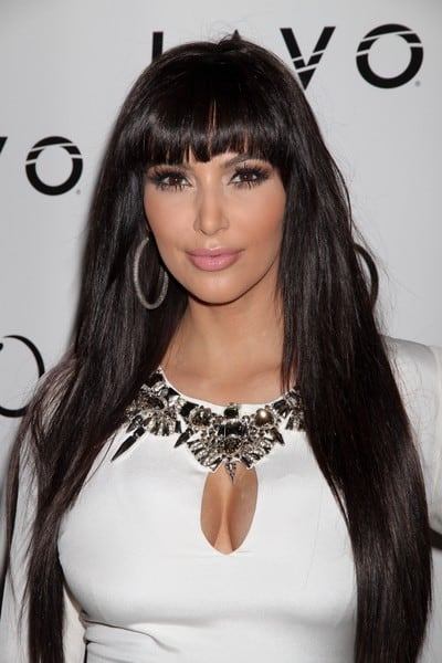 Kim Kardashian Hosts A New Years Eve Celebration at Tao Las Vegas on December 31, 2011 in Las Vegas, Nevada