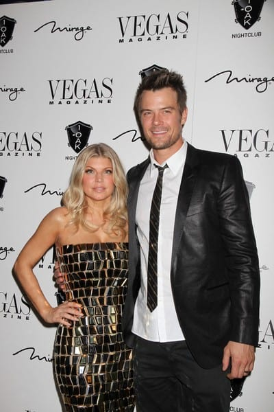 Fergie Hosts a New Year's Eve Bash at the Premiere of 1Oak Las Vegas, Nevada on December 31, 2011