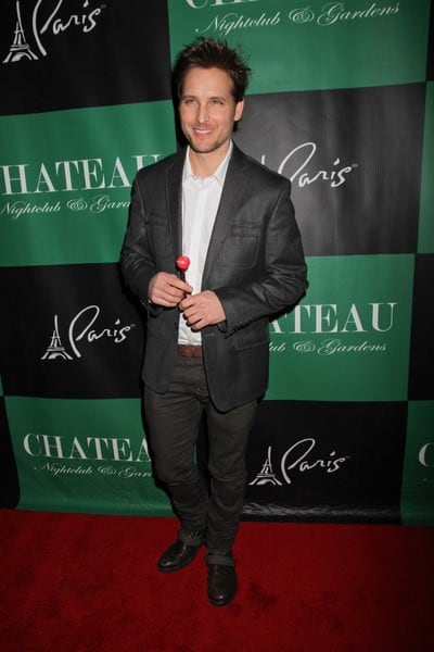 Peter Facinelli Hosts @ Chateau Nightclub