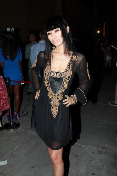 Bai Ling Attends the 'Beneath The Darkness' Los Angeles Premiere at the Egyptian Theater in Los Angeles, California on January 4, 2012.