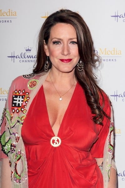 Joely Fisher Attends the Hallmark Channel and Hallmark Movie Channel's Winter 2012 TV Critics Association Press Tour Evening Gala in Pasadena, California on January 14, 2012