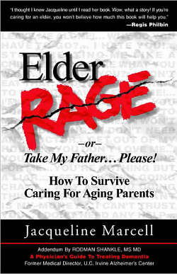 Elder Rage by Jacqueline Marcell