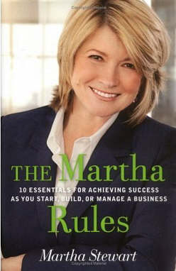 The Martha Rules by Martha Stewart