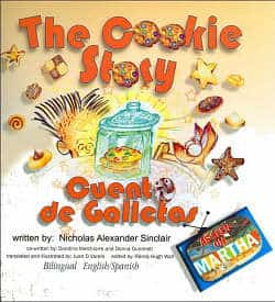 The Cookie Story by Nicholas Alexander Sinclair