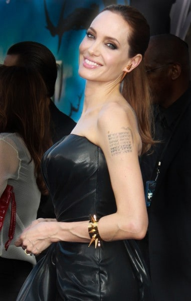 Happy Birthday Angelina Jolie!
