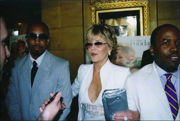 Contact Any Celebrity founder Jordan McAuley interviews Jane Fonda