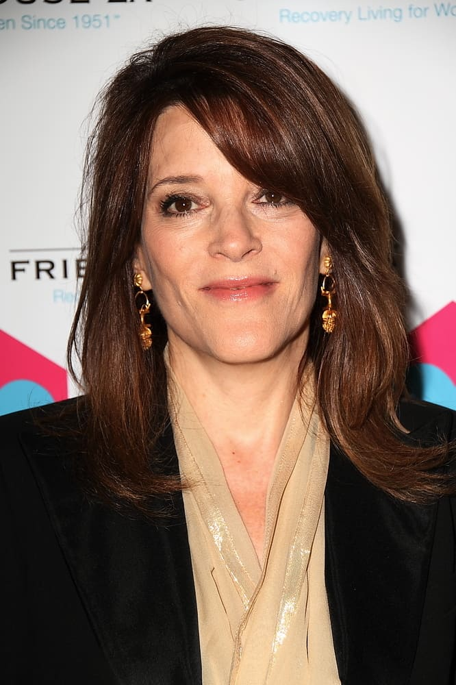 Photo ofMarianne Williamson