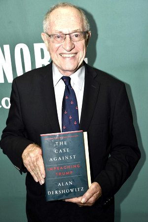 Contact Alan Dershowitz