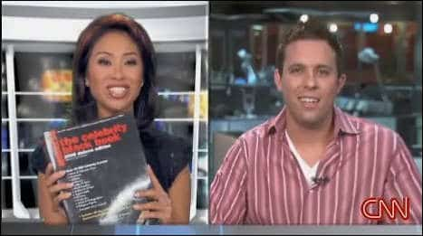 Jordan McAuley, editor of 'The Celebrity Black Book' on CNN