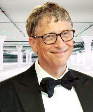 contact Bill Gates