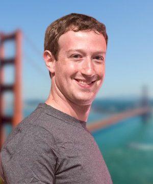 contact Mark Zuckerberg