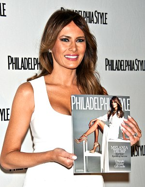 Photo ofMelania Trump
