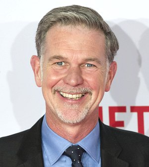 Photo ofReed Hastings