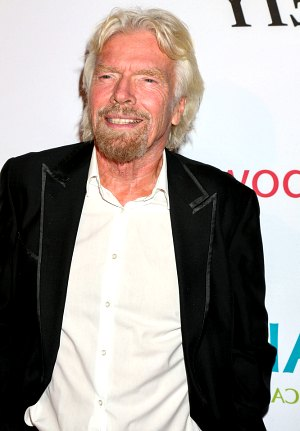 contact Richard Branson