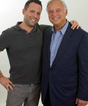 Contact Any Celebrity Founder Jordan McAuley with Jack Canfield