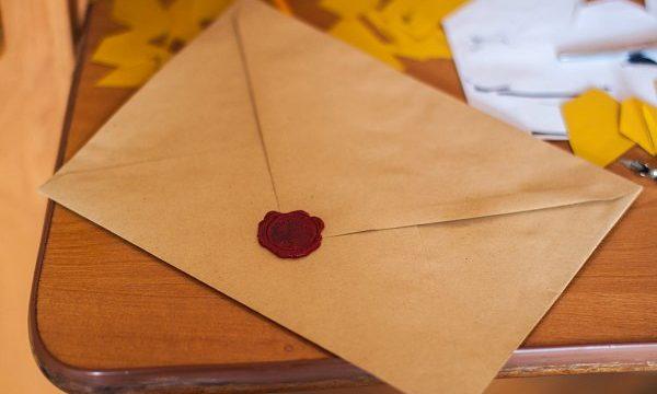 8x10 manila envelope